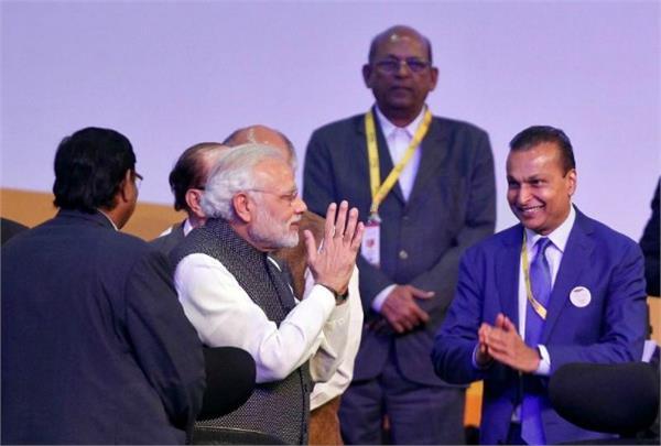 rafael deal congress said a direct deal between pm modi and ambani
