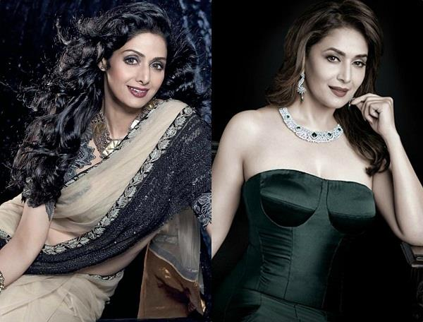 these actress has been heroine of bollywood father as well as son