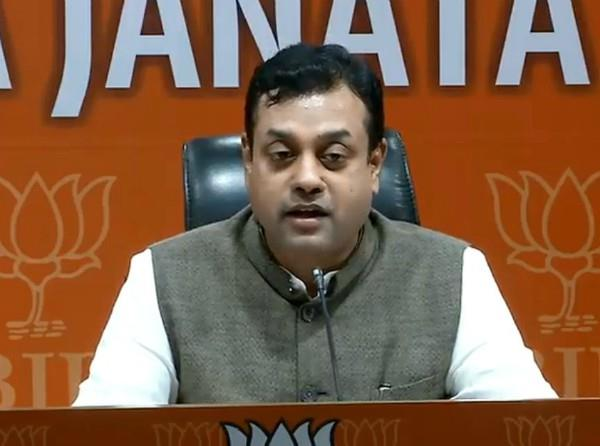 rahul does not believe in hindusim sambit patra