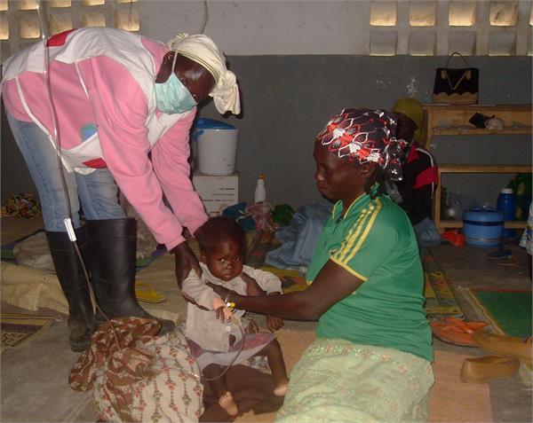 cholera kills over 149 in congo and nigeria