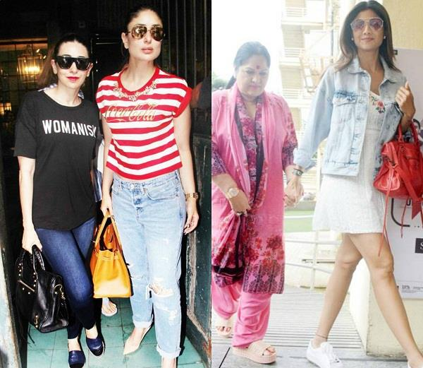 bollywood celeb enjoy weekend with family