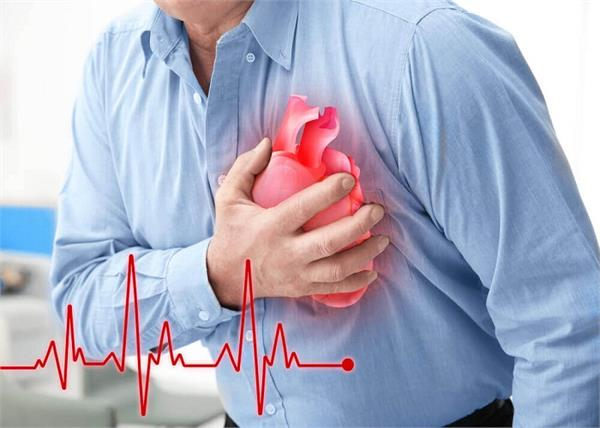 be alert the risk of heart attack is increasing in men by taking less sleep