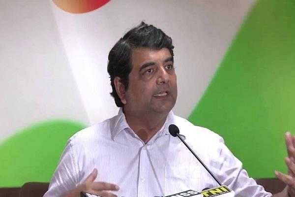 rafael deal goes to modi s pocket congress