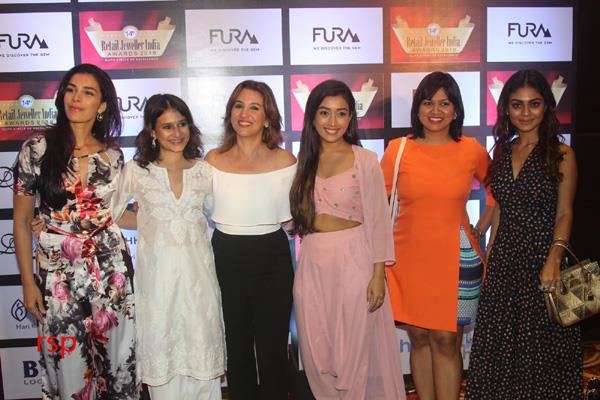 14th fura retail jeweller india awards 2018