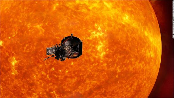 nasa s historical journey yan parker solar probe will leave for sun