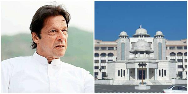 ministers  enclave would be official residence of imran khan