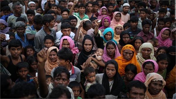 china demands no political solution to rohingya issue