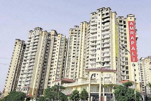 sc order to seize all accounts of amrapali