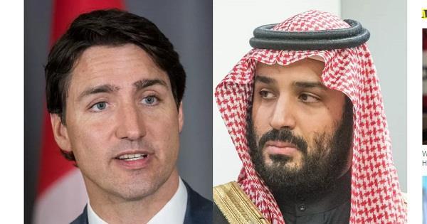 saudi arabia canada diplomatic feud explained