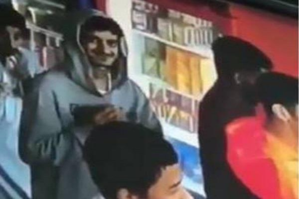 this funny video of the thief being viral
