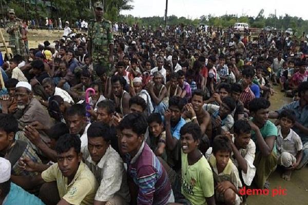 myanmar rohingya muslims abdurrahim