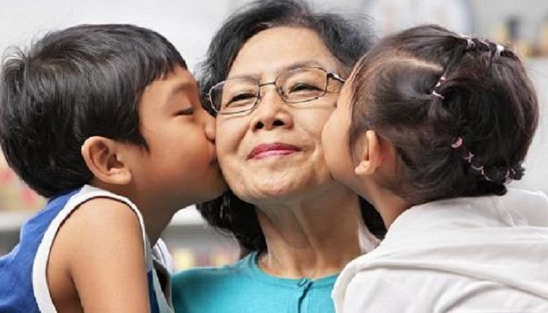 दादा-दादी और पोता-पोती का रिश्ता भी ...