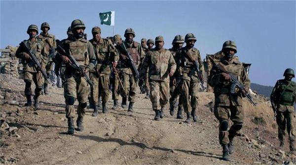pakistani troops to receive training at russian military institutes