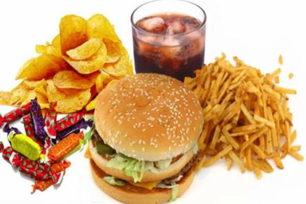 steps will be taken against junk food in the university campus