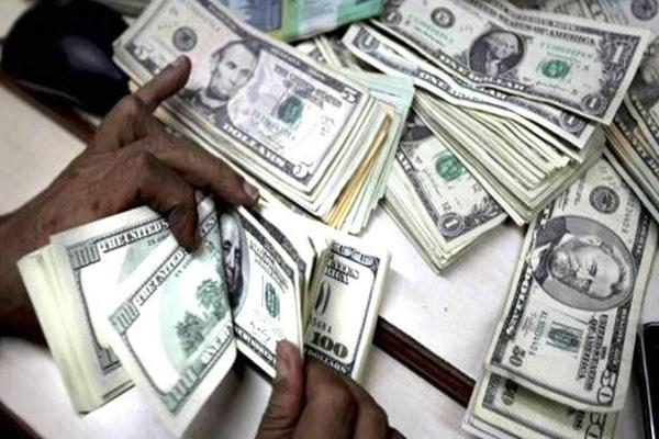 foreign exchange reserves rise  16 72 million
