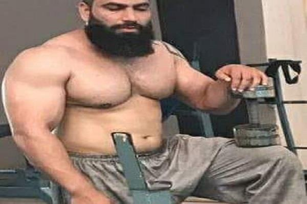 mohali police get big success 290 gym trainer heroin including