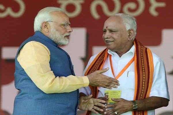 yeddyurappa will discuss pm modi about kodagu situation