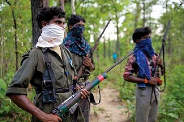naxalite arrested from bihar s lakhisarai