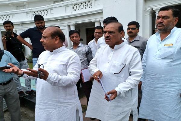 bjp legislator vijender gupta was expelled from the assembly