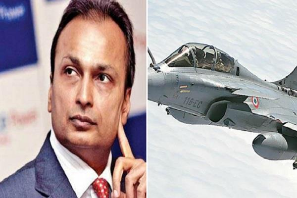 reliance statement on rafale deal