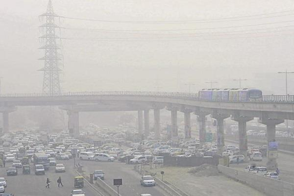 gurgaon declared the most polluted city in the country