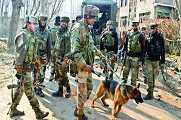 police cop killed by militants in kulgam