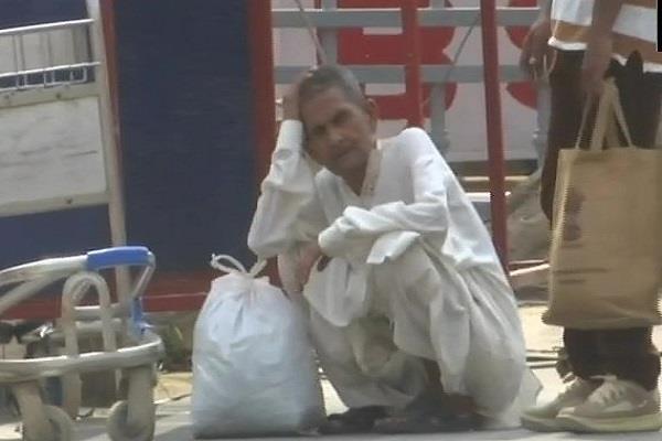 gajanand sharma released by pakistan today