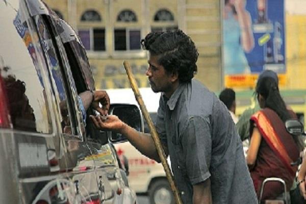 begging in delhi is no crime