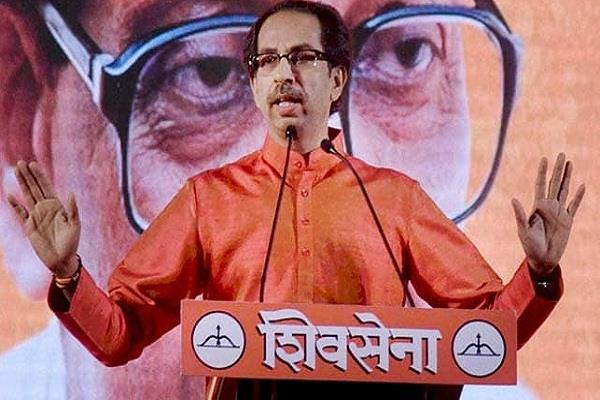 prime minister selected shortcut of email to give interview to media shivsena