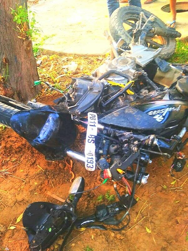 two youths die in road accident
