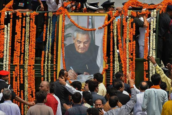 the statue of bal sakha continues to unveil at the hands of atal