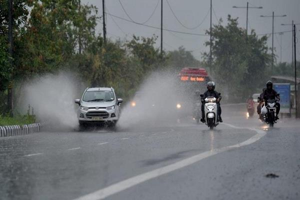 m d issued warnings of heavy rain alert issued in these states