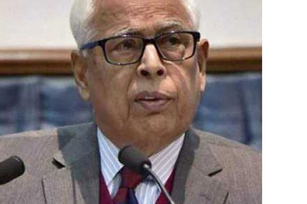 governor paid tribute to vajpayee