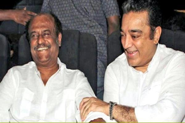 rajinikanth and kamal haasan will fill the vacuum of tamil politics