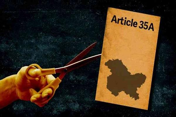 article 35a separatists strike two day strike till august 30