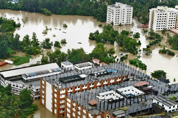 judge of supreme court will contribute in kerala flood relief fund cji