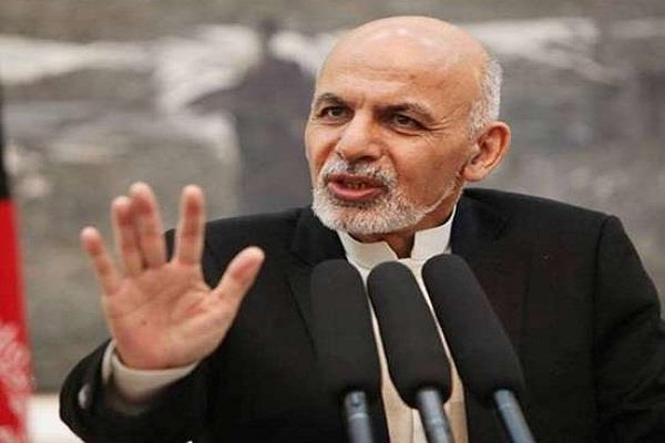 afghan president declares temporary ceasefire