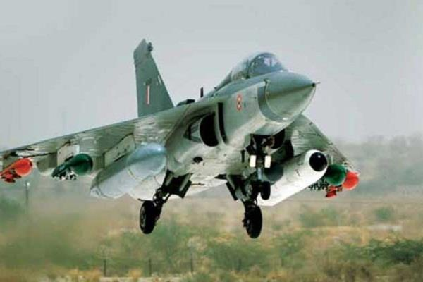 nal s contract for supply of equipment for tejas