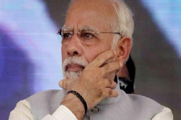 pm modi gives tribute to atal bihari vajpaye