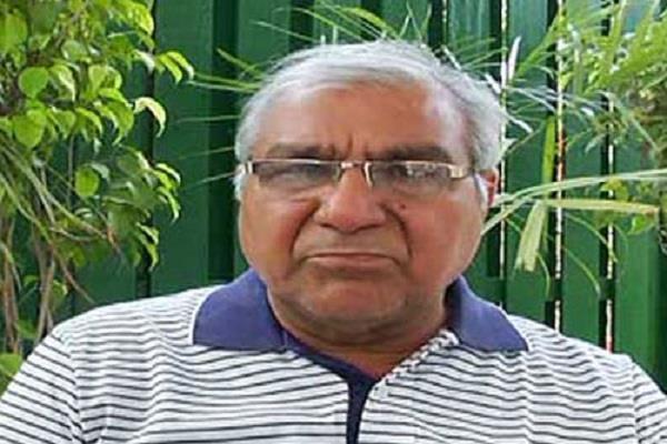 congress leader gives statement on atal ashthi kalsh yatra