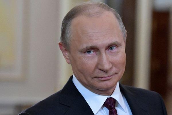 putin termed u s sanctions as vicious and meaningless