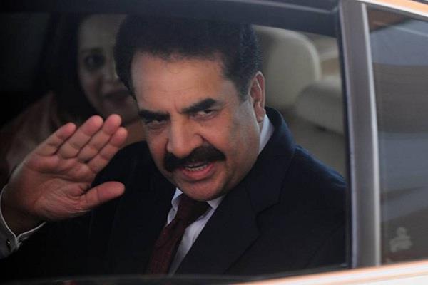 before joining the saudi arab led coalition general sharif had not taken noc