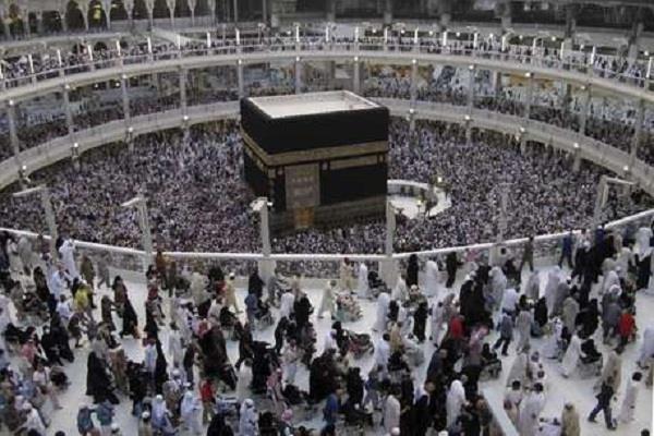 more than 1 28 lakh indians reach saudi arabia for haj