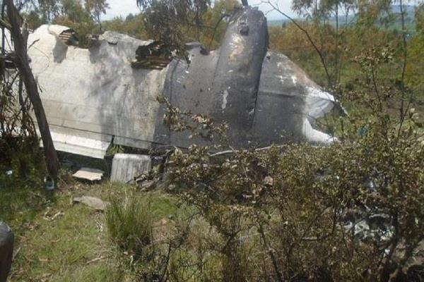 military helicopter crash in ethiopia 18 deaths