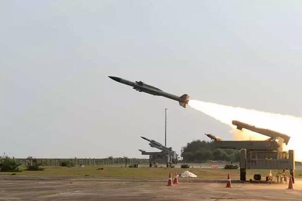 guided bomb anti tank missile successful test in rajasthan