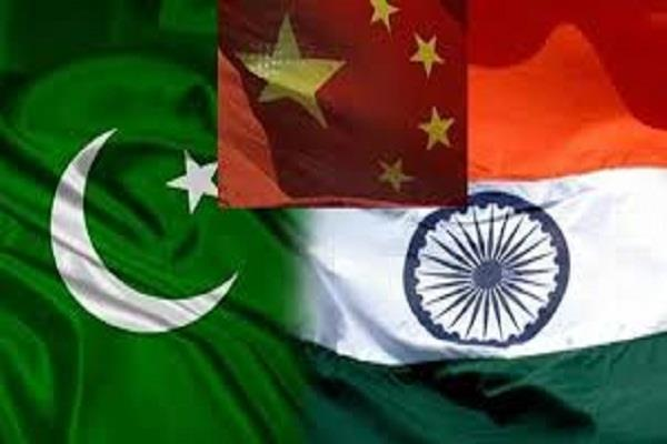 india china will play a positive role in facilitating relations of pak