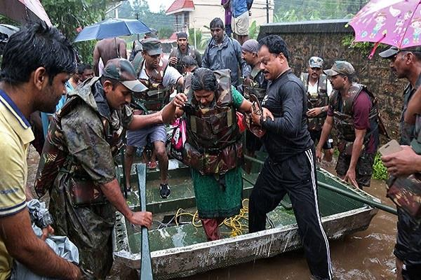 kerala floods 30 people died in one day 97 deaths increased
