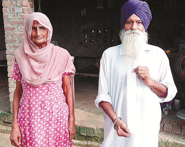 24 320 rupees electricity bill raises elderly couple s senses