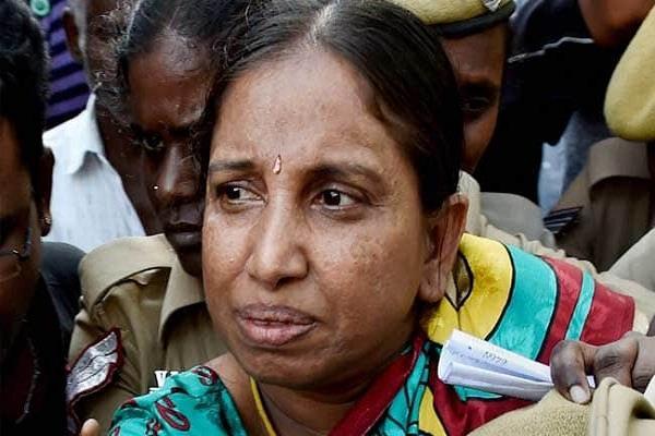 nalini plea for release soon for rajiv assassin