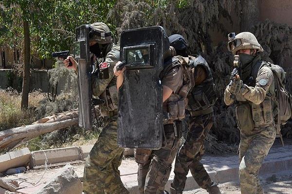turkish army kills 19 kurdish terrorists